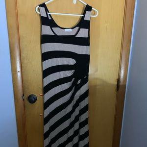 Calvin Klein maxi dress Size 14